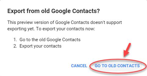 Migrace kontaktů a kalendáře z Google Apps do Office 365 - postup 3
