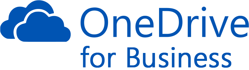 Microsoft OneDrive for Business - logo