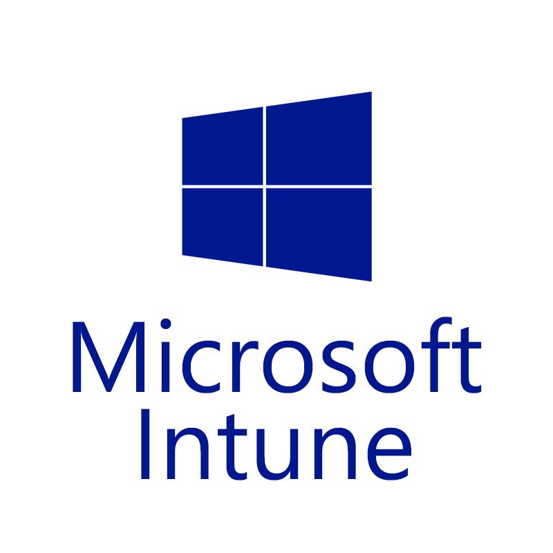 Logo služby Microsoft Intune