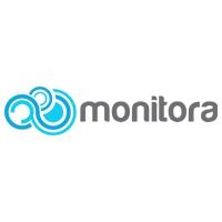 Logo služby Monitora.cz