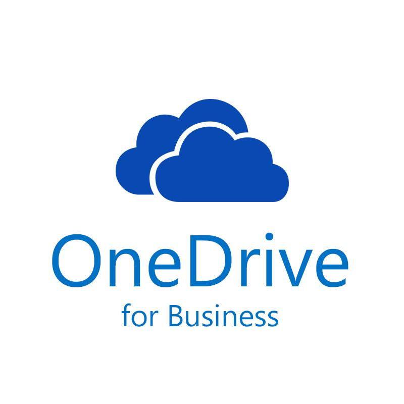 OneDrive pro firmy logo