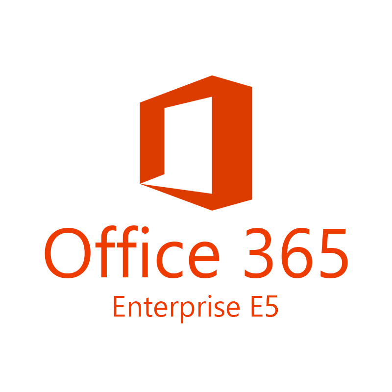 Office 365 Enterprise E5 logo