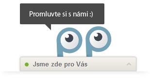 Smartsupp chat na webu