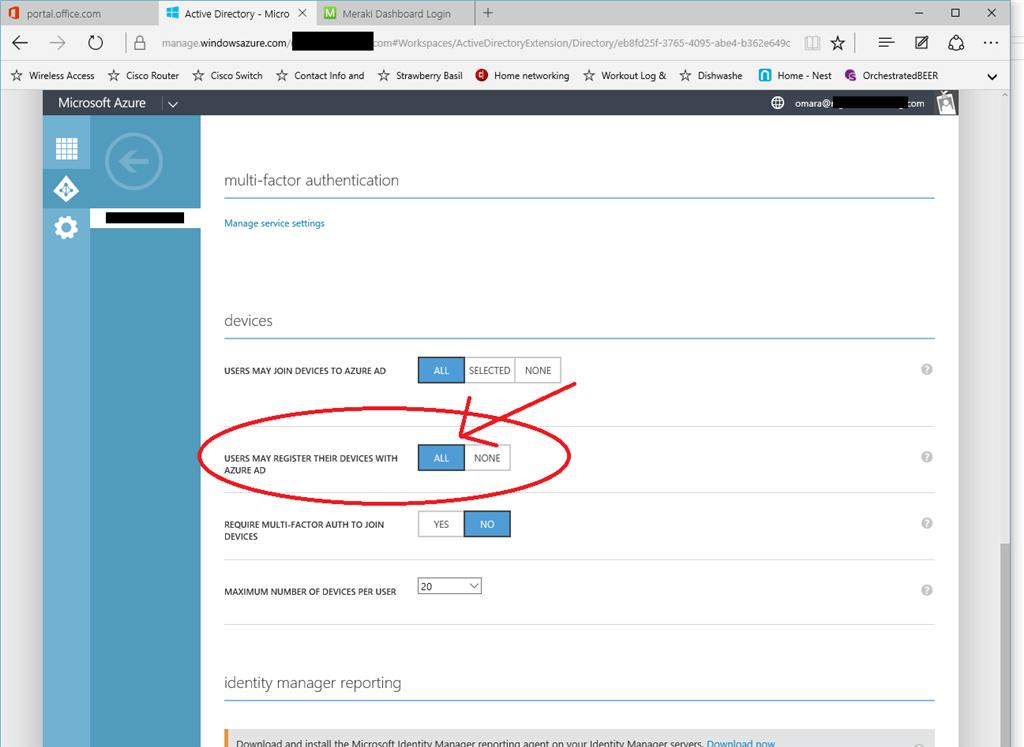 Jak přidat pracovní účet Office 365 do Windows 10 7
