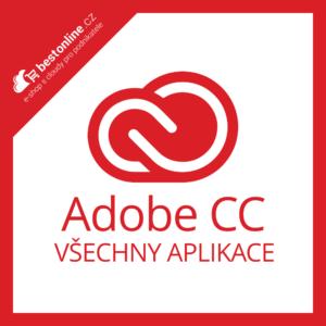 Adobe CC všechny aplikace