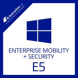 Enterprise Mobility + security E5