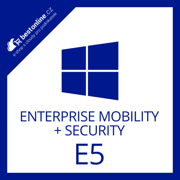 Microsoft Enterprise Mobility + Security E5