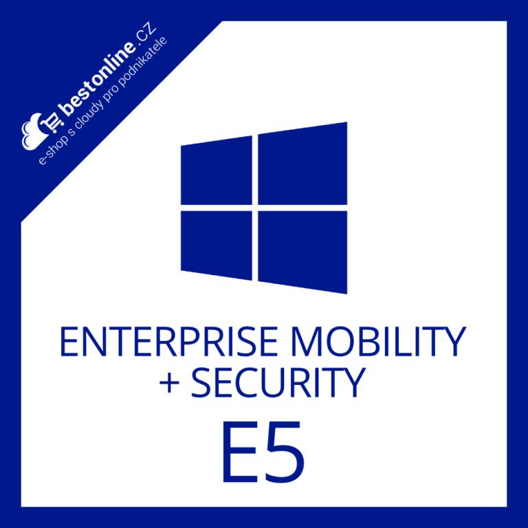 Microsoft Enterprise Mobility + Security E5