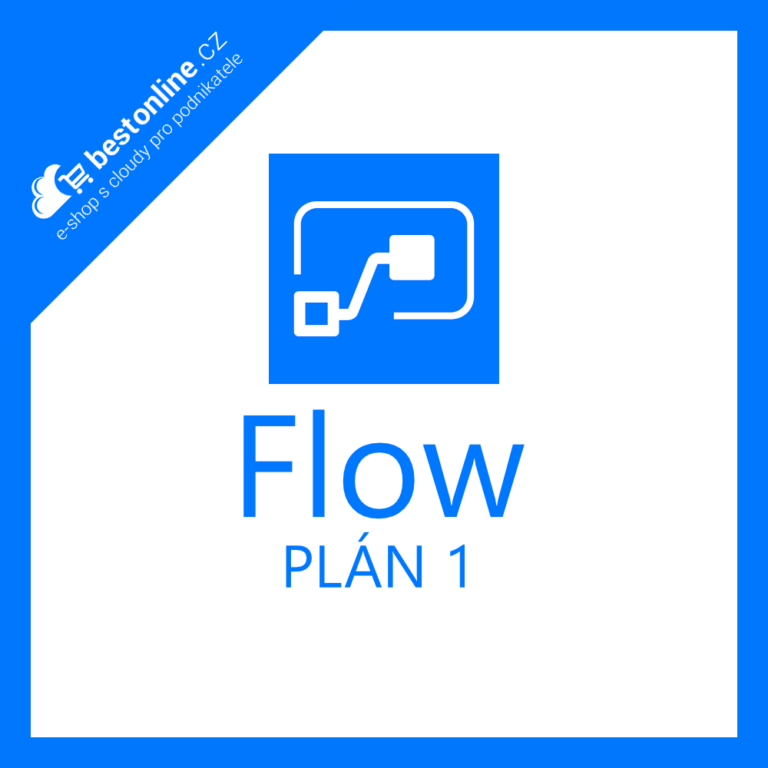 Microsoft Flow Plán 1