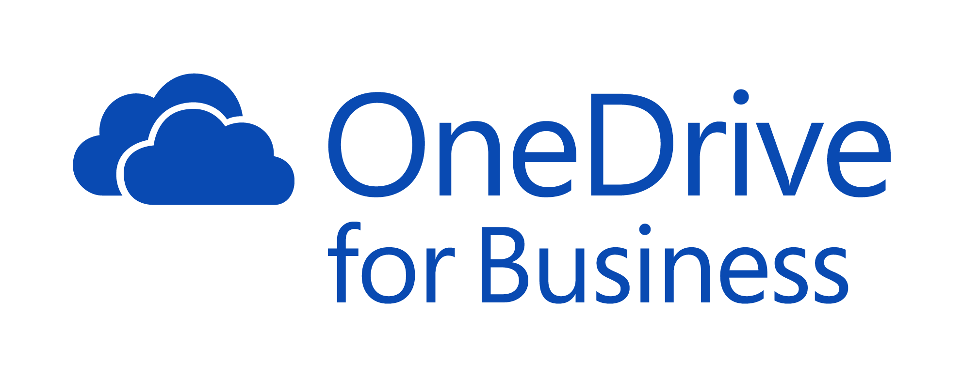 Onedrive Business Logo