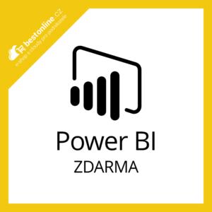 Power BI Zdarma