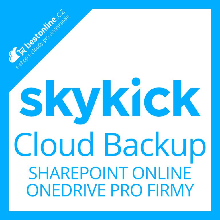 Skykick Cloud Backup pro Sharepoint a OneDrive pro Firmy