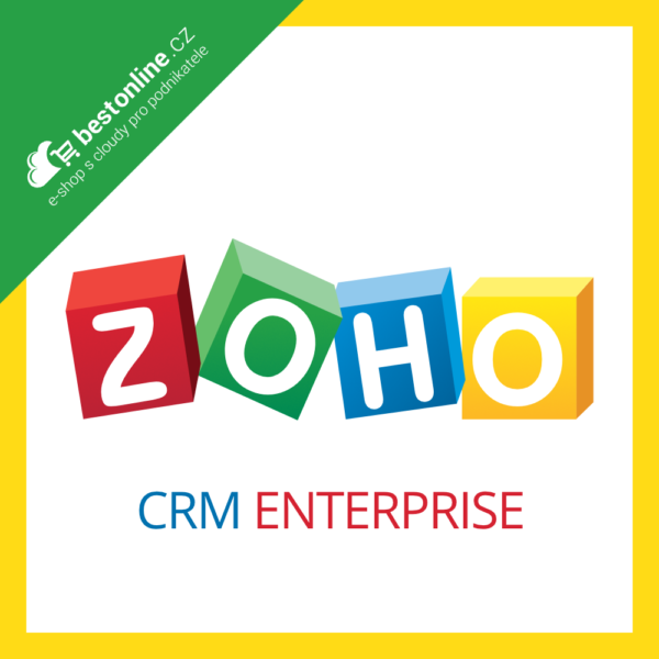 Zoho CRM Enterprise logo