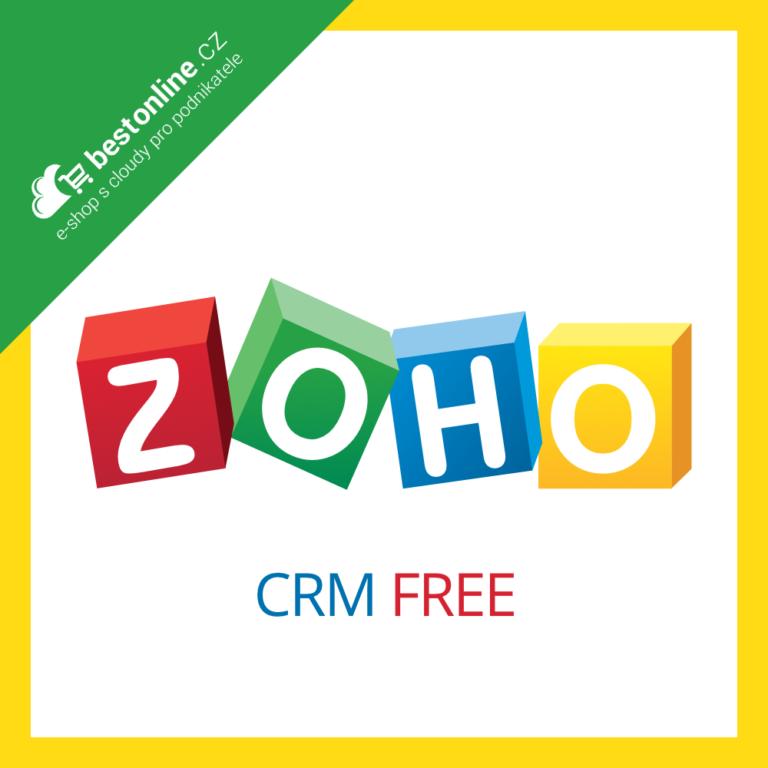 Zoho CRM Free logo