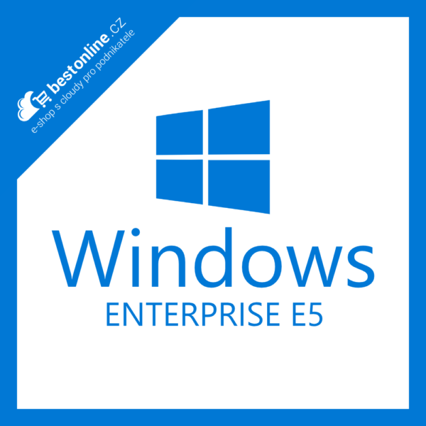 Microsoft Windows 10 Enterprise E5