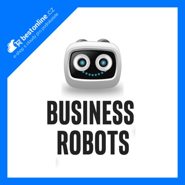 Robot Obchodník junior