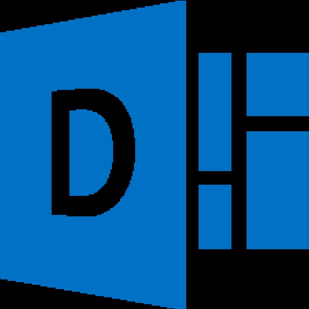 Microsoft Delve Ikona