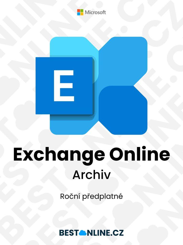 Online archiv pro službu Exchange Online