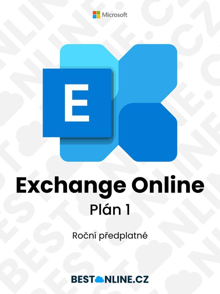 Exchange Online Plán 1