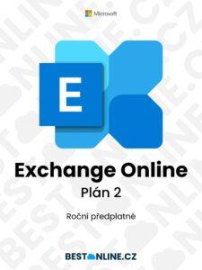 Exchange Online Plán 2