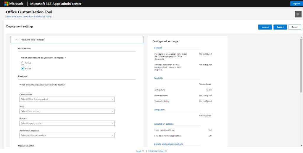 Jak nainstalovat Microsoft Office pomocí Office Deployment Toolu (ODT) 3