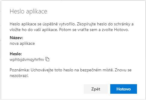 Microsoft 365 SMTP odesílání pro Wordpress 11