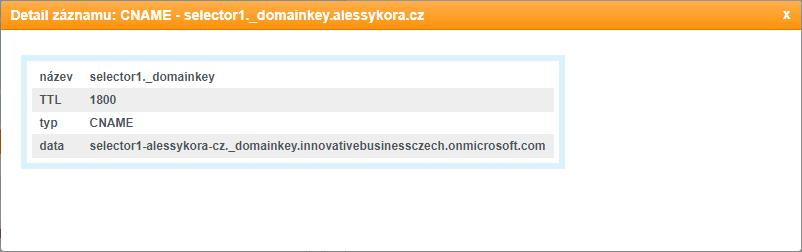 Ochrana e-mailů proti zneužití v Microsoft 365 (Office 365) Exchange Online pomocí DKIM, DMARC, SPF 7