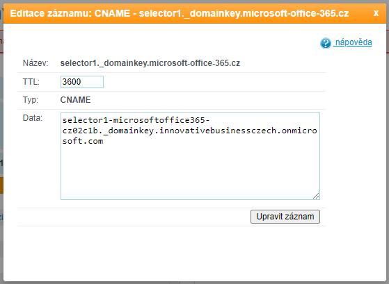Ochrana e-mailů proti zneužití v Microsoft 365 (Office 365) Exchange Online pomocí DKIM, DMARC, SPF 9