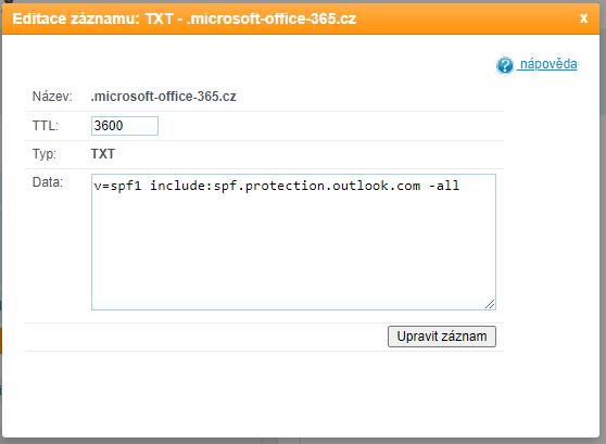 Ochrana e-mailů proti zneužití v Microsoft 365 (Office 365) Exchange Online pomocí DKIM, DMARC, SPF 1