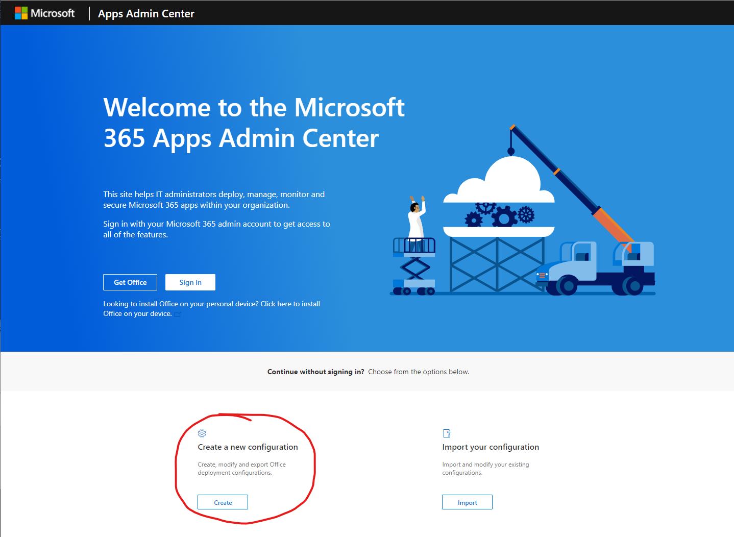 Stažení a instalace Office 365 18