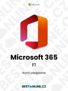 Microsoft 365 F1 3