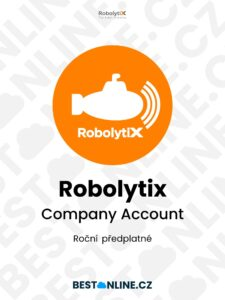 Robolytix company account