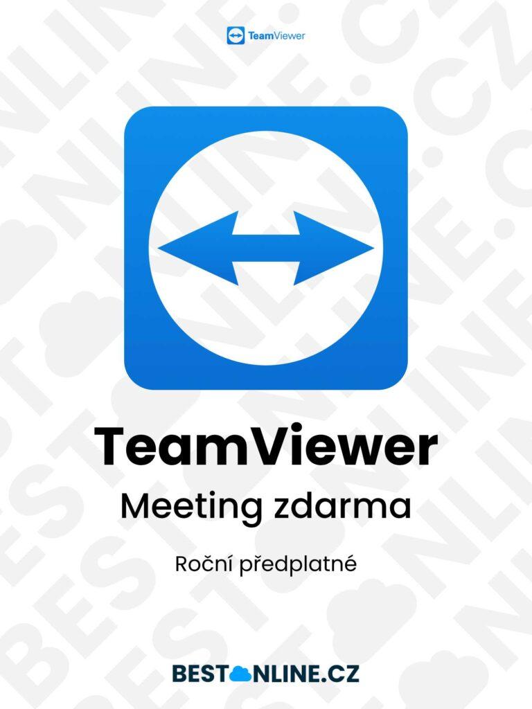 TeamViewer Meeting zdarma